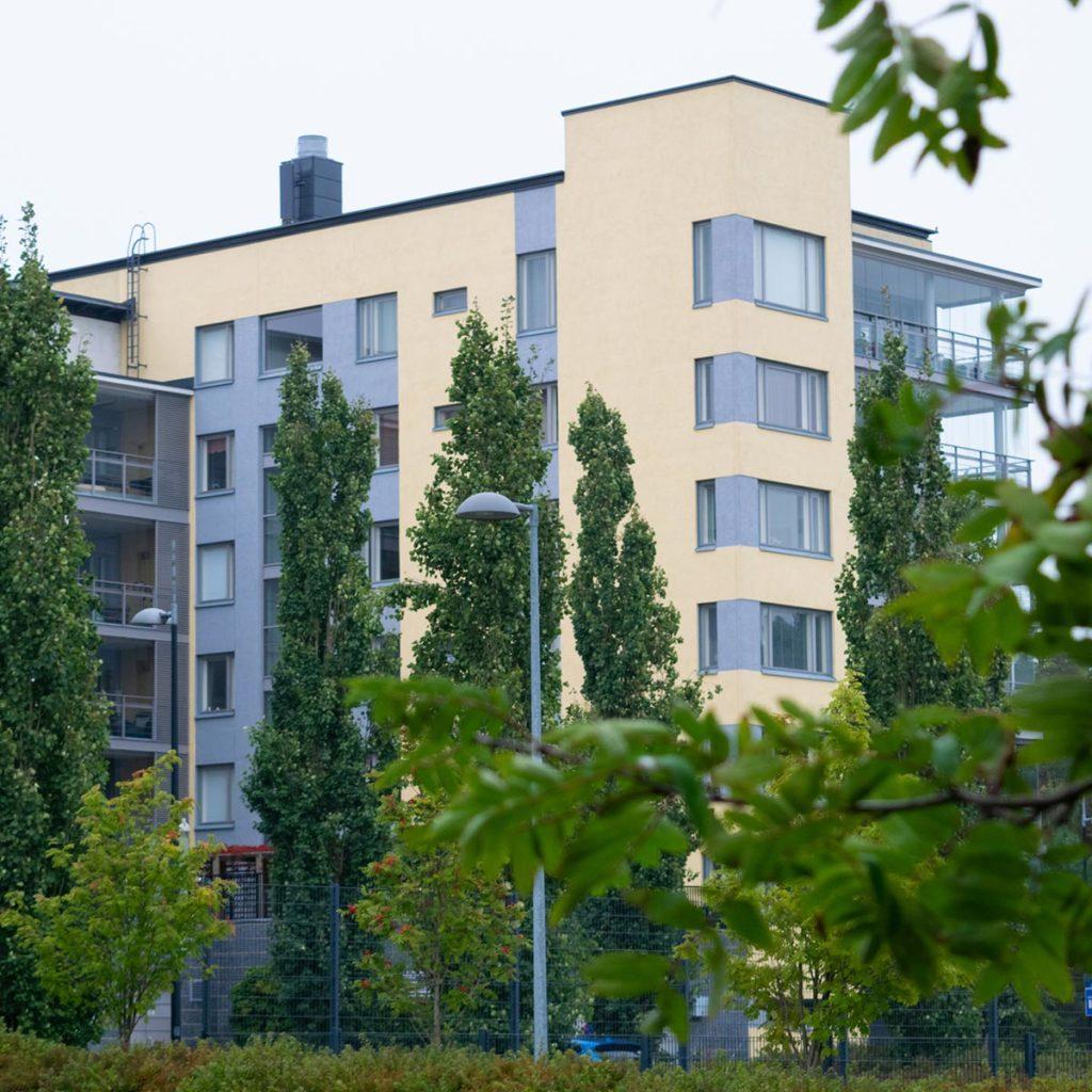 Miljösamordning nybyggnad