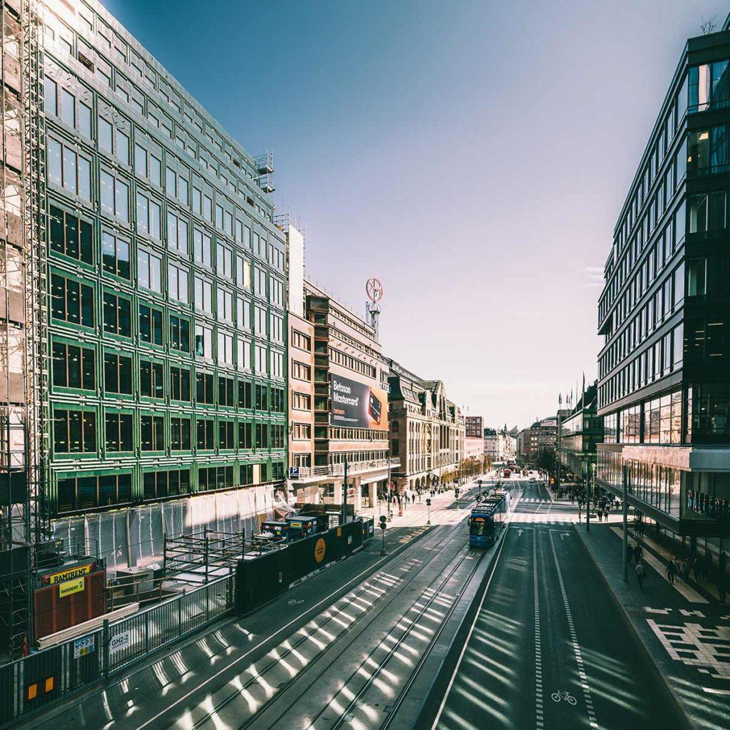 Radonmätning Stockholm