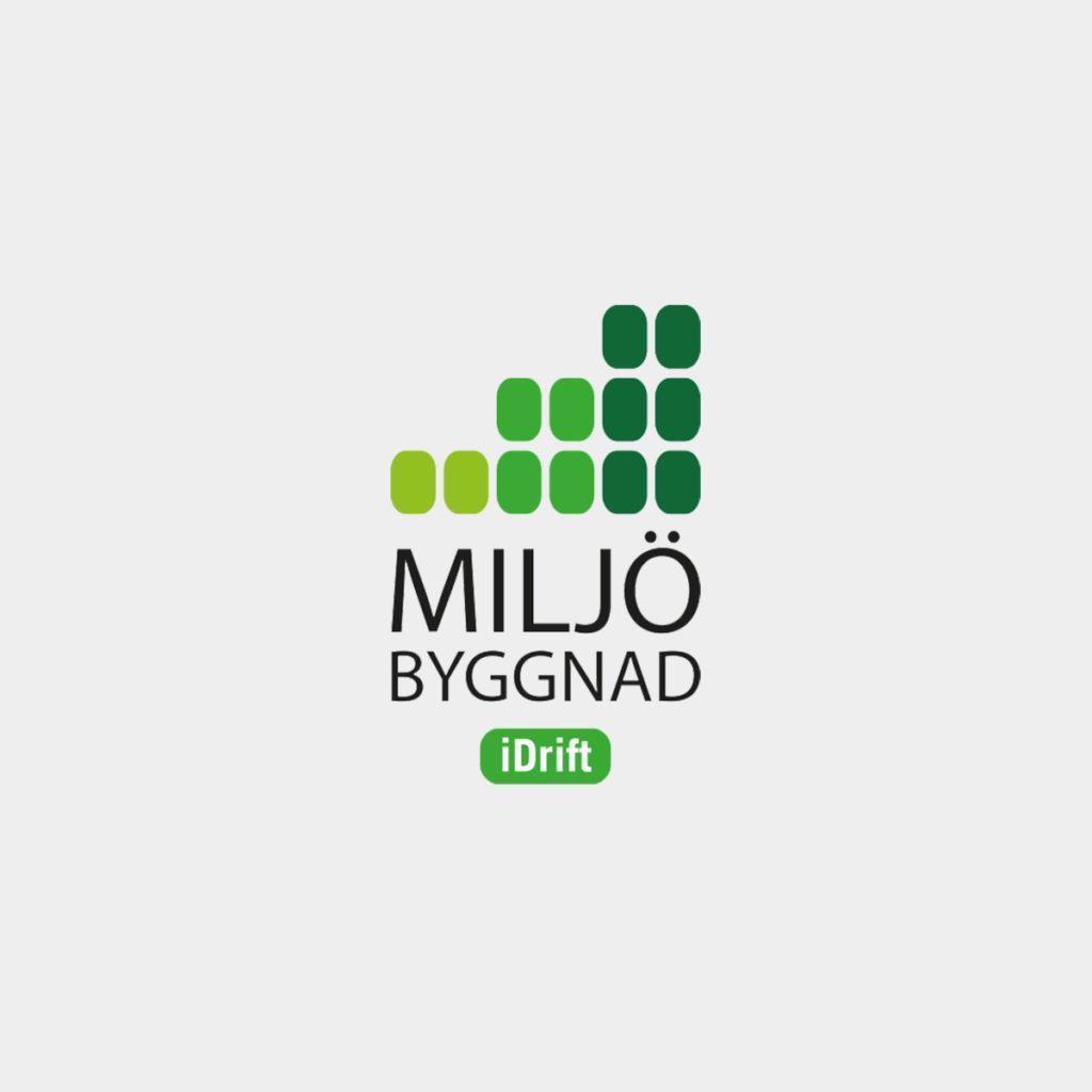 Logo MiljöbyggnadiDrift