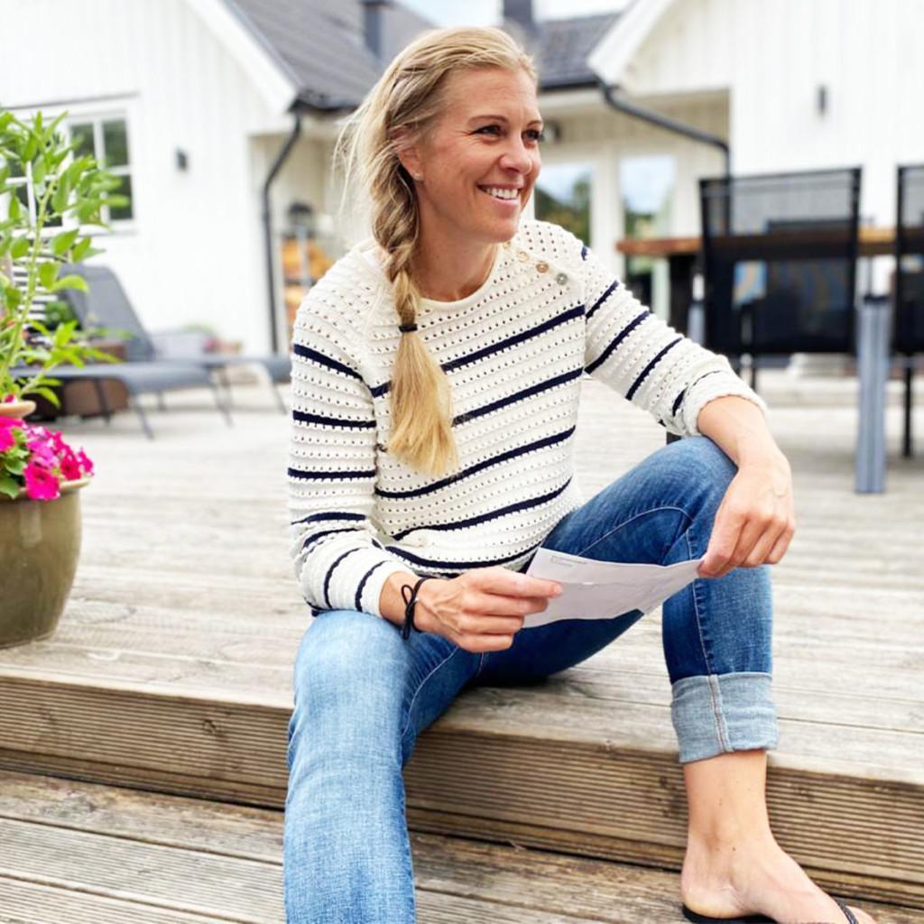 Raksystems bloggare Annelie